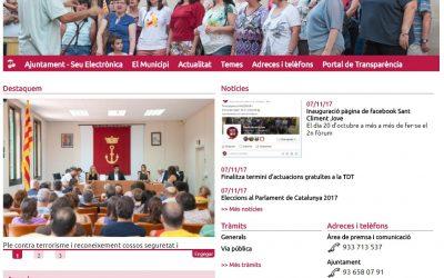 Ajuntament de Sant Climent